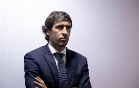 Raúl, ex jugador del Real Madrid