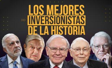 LOS MEJORES INVERSORES DE LA HISTORIA: EJEMPLOS VIRTUOSOS Y COMPARACIONES IMPROCEDENTES (I)