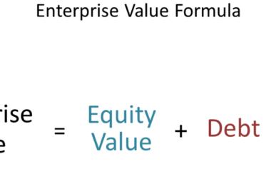 ENTERPRISE VALUE DEFINICIONES ERRÓNEAS. CONCEPTO DE EQUITY VALUE Y ENTERPRISE VALUE (I)