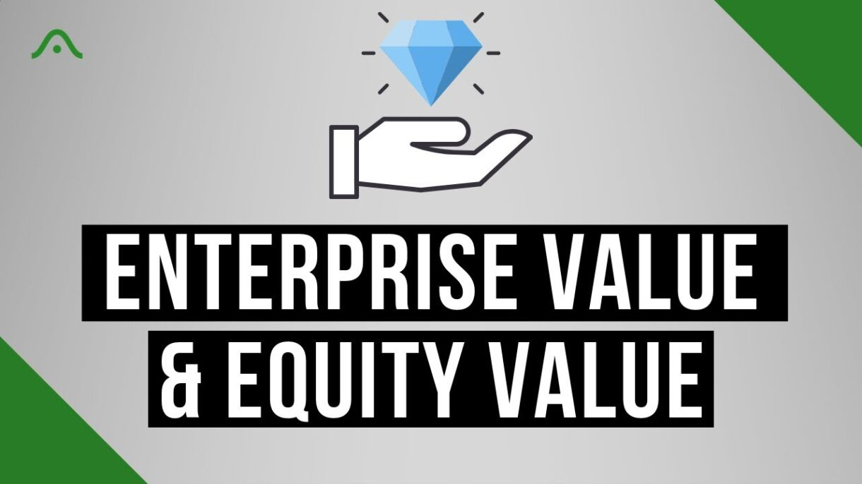 MITOS SOBRE EL ENTERPRISE VALUE Y EL EQUITY VALUE (V)